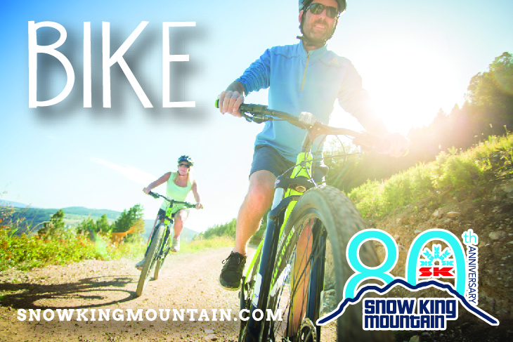 Snow King Mountain – Biking