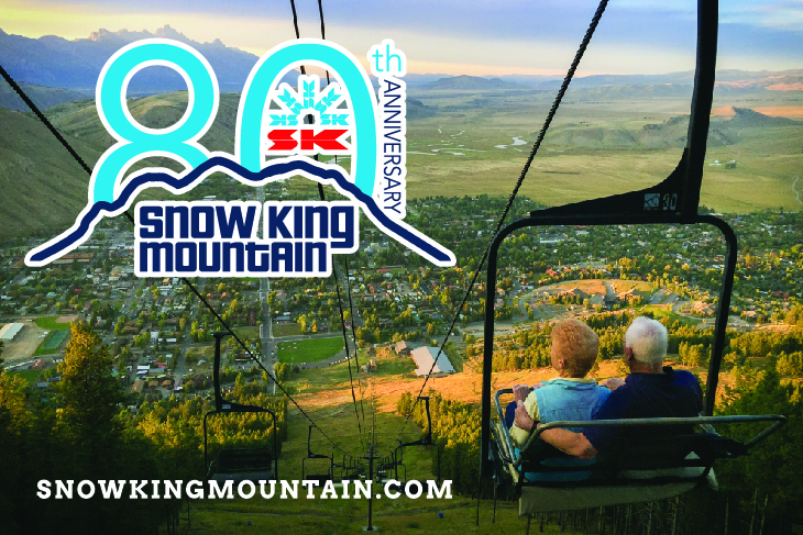 Snow King Mountain – Scenic Chair