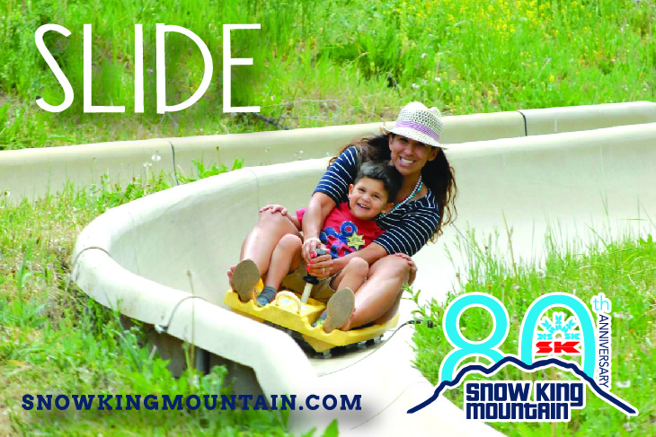 Snow King Mountain – Alpine Slide