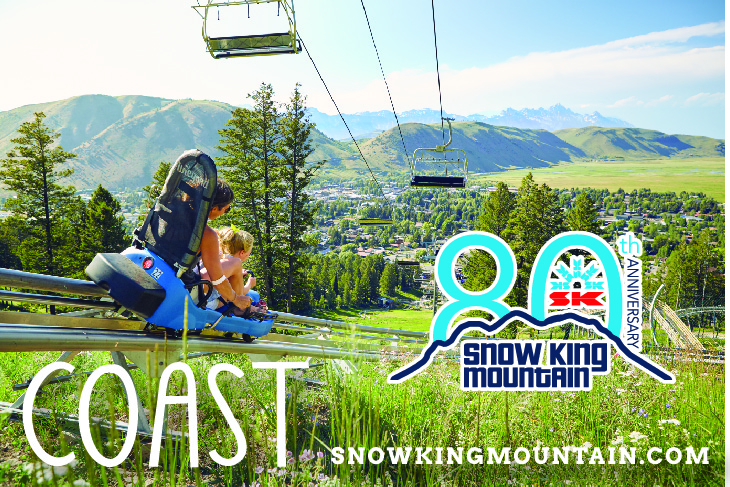 Snow King Mountain – Coaster