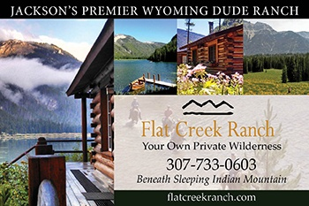 Flat Creek Ranch – Webcam Sponsor