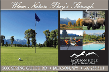 Jackson Hole Golf & Tennis – Webcam Sponsor