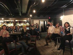 Silicon Couloir's Chance Meetings - October @ The Rose | Jackson | Wyoming | United States