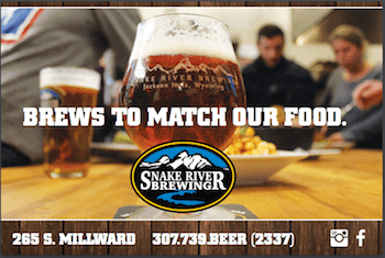 Snake River Brewing – Webcam Sponsor