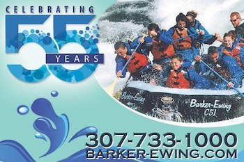 Barker Ewing Whitewater Webcam Sponsor