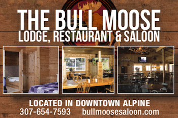 The Bull Moose Lodge, Restaurant & Saloon