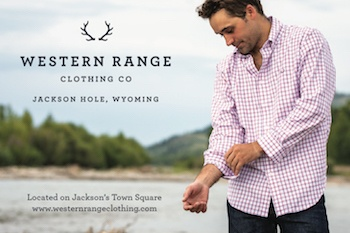 Western Range Clothing Co. – Webcam Sponsorship