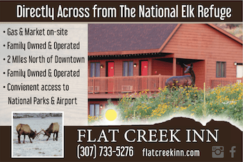 Flat Creek Inn – Elk Refuge Webcam Sponsor