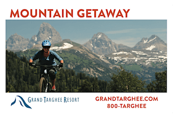 Grand Targhee Webcam Sponsor