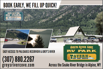 Greys River Cove RV Park Webcam Sponsorship