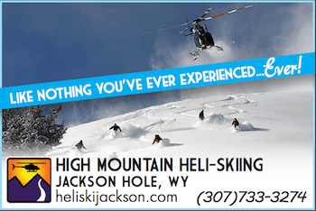 High Mountain Heli-Skiing Jackson