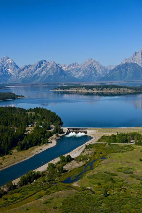 Must See Destination 4 The Jackson Lake Dam See