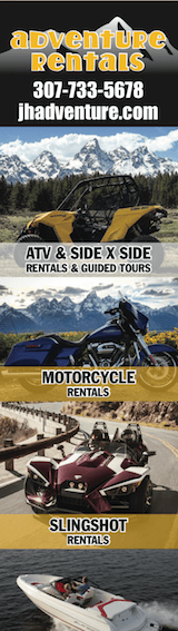 Jackson Hole Adventure Rentals – Webcam Sponsor