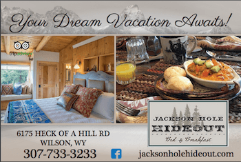 Jackson Hole Hide Out – Webcam Sponsor