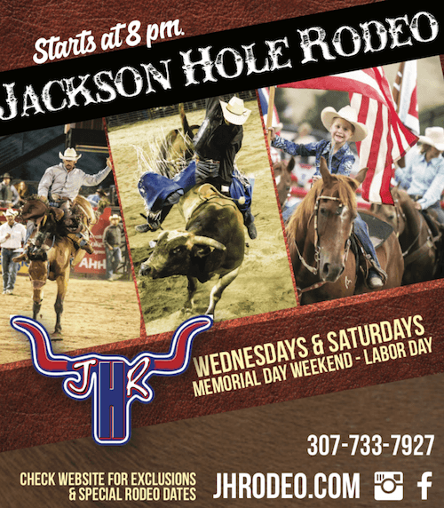 Jackson Hole Rodeo – Webcam Sponsor