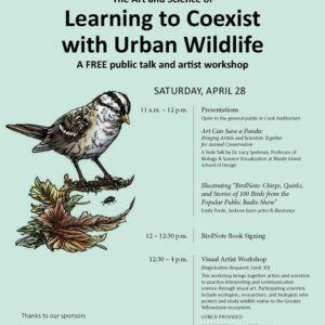 The Art and Science of Learning to Coexist with Urban Wildlife @ National Museum of Wildlife Art | Jackson | Wyoming | United States