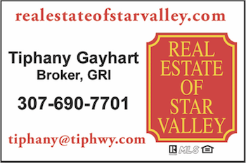 Real Estate of Star Valley – Webcam Sponsor