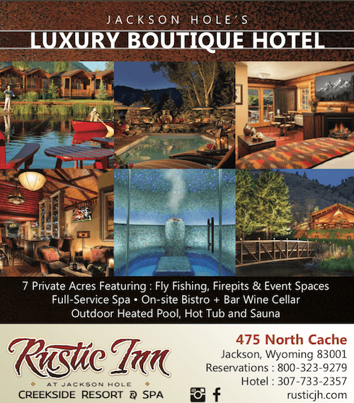 Rustic Inn – Webcam Sponsor