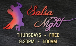 Dancing: Salsa Night @ The Rose | Jackson | Wyoming | United States