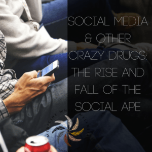 Social Media And Other Crazy Drugs: The Rise And Fall Of The Social Ape @ Medicine Wheel Wellness | Jackson | Wyoming | United States