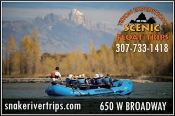 Teton Expeditions Scenic Float Trips