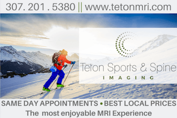 Teton Sports & Spine – Webcam Sponsor