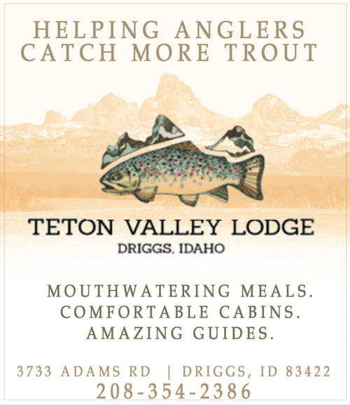 Teton Valley Lodge – Webcam Sponsor
