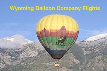 Wyoming Balloon Company – Webcam Sponsor